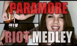 Paramore – Riot Medley
