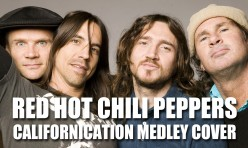 Red Hot Chili Peppers – Californication Medley